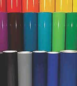Vinil de corte colores pvc